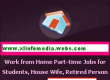Earn Rs.25,000-50,000/- per month from home No marketing / No MLM