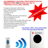 ANY EMERGENCY HELP VIA GSM