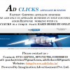 ONLINE AD VIEW THROUGH INTERNET Visit www.adclicks