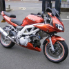Well Maintained 2003 Suzuki 1000 S/K3