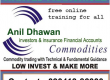 Amazing Business Opportunity for Franchisees/ Sub Brokers/ Commodity Trading