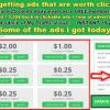 Make $10-$150 for an hour giving your time to Advertisers