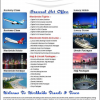 Cheap air tickets for domestic and international flights, from all leading Airports of Pakistan