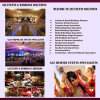 Highly talented professional weddings planners, expert floral decoration, stage designer, creative events and unique ideas about weddings events