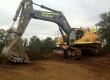 Drill Rig and Excavator training at Greek Skills Training Center in zeerust +27145922882