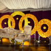 A2z events & weddings solutions offers best wedding flower decorations.