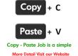Online Copy Paste Jobs