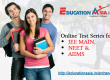 JEE Main Online Test Series