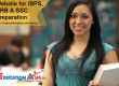 Website for IBPS, RRB & SSC Preparation