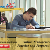 Online Management Exam Practice and Preparation Tests
