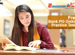 Free Bank Po Online Practice Tests