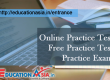 Your Free Online Practice Exam Site!