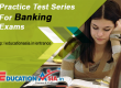 Practice Test Series For Banking Exams