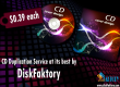 CD Duplication experts in USA