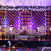 We provide elegant and exclusively indoor and outdoor catering and events management services.