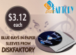 Blu-ray replication and manufacturing services from DiskFaktory