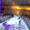 A2z Events Solutions Management also provides table decoration.